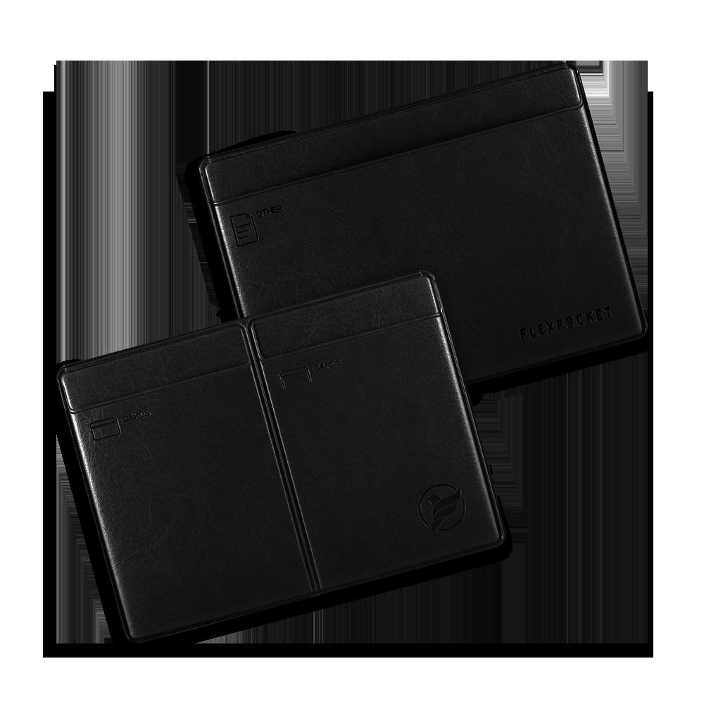 Автодокументница компакт, цвет черный Classic