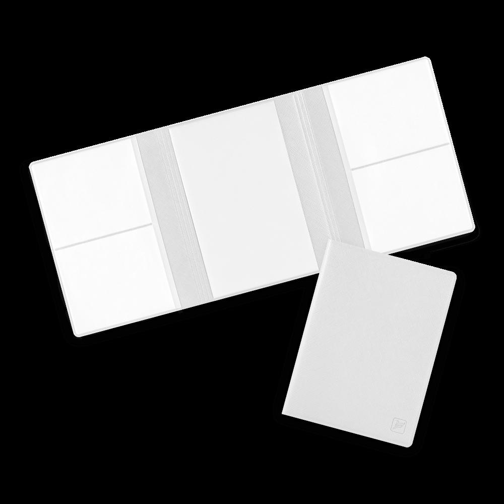 Автодокументница на магнитах, цвет белый