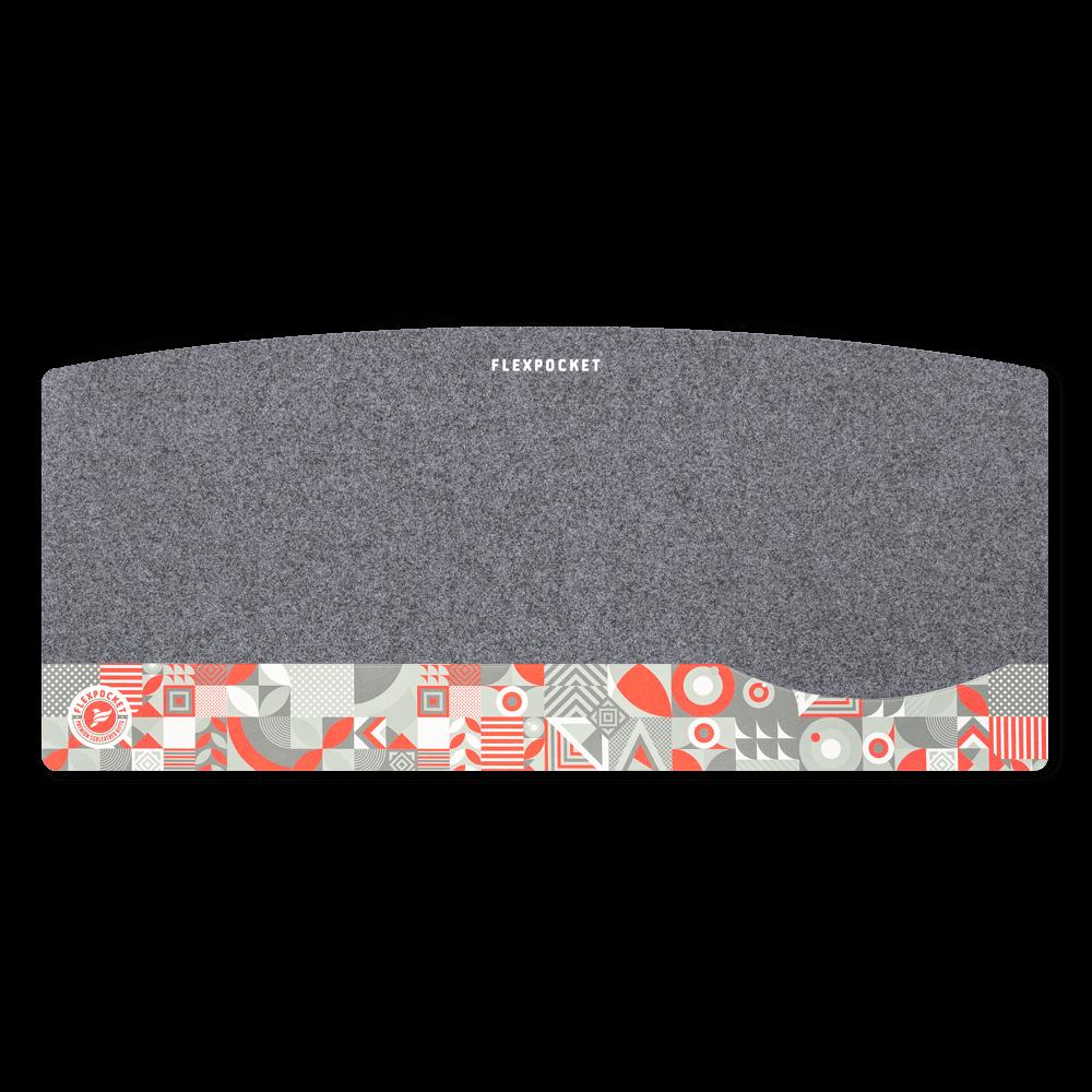 Настольный мат из фетра — большой, полноцветная печать