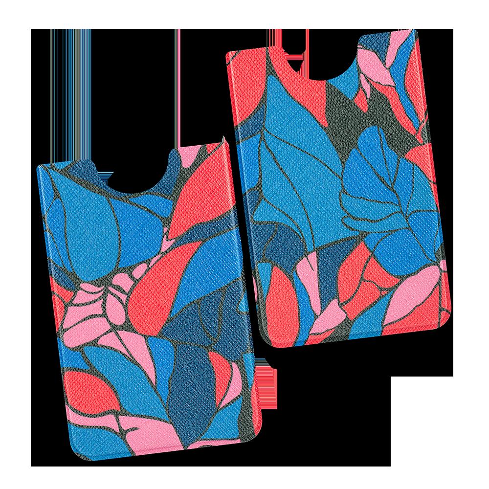 Чехол для пластиковой карты, полноцветная печать