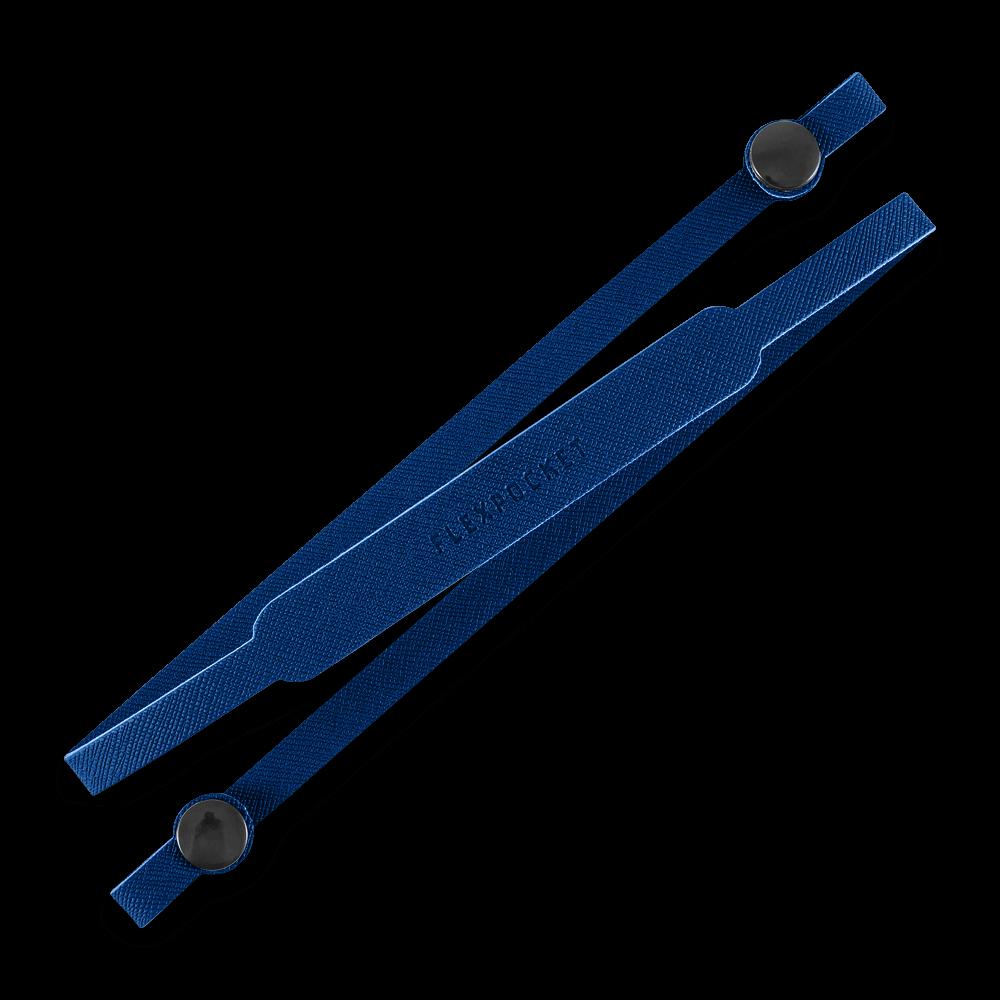 Держатель для многоразовой маски, цвет темно-синий