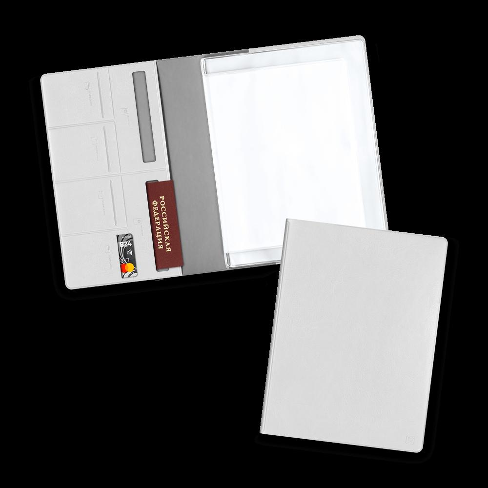 Органайзер для документов, цвет белый classic