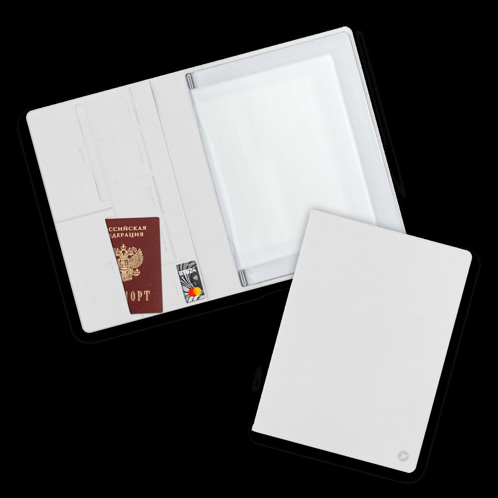 Органайзер для документов A4, цвет белый