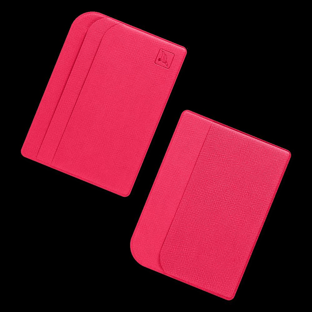 Футляр для пластиковых карт, цвет маджента