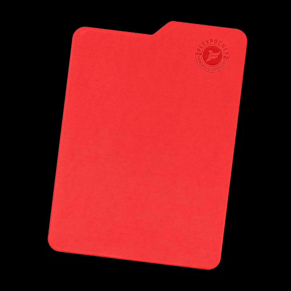 Коврик для мыши, цвет красный