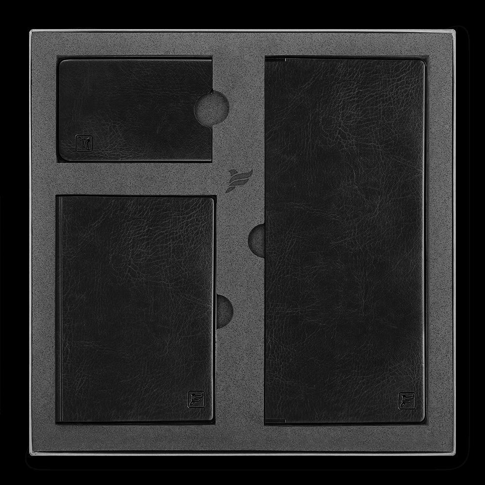 Подарочный набор Flexpocket, цвет черный Classic