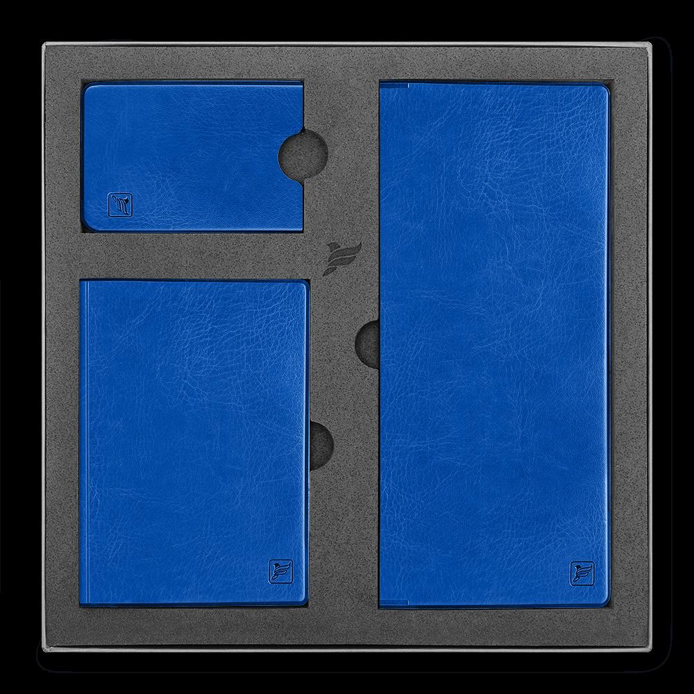 Подарочный набор Flexpocket, цвет синий Classic