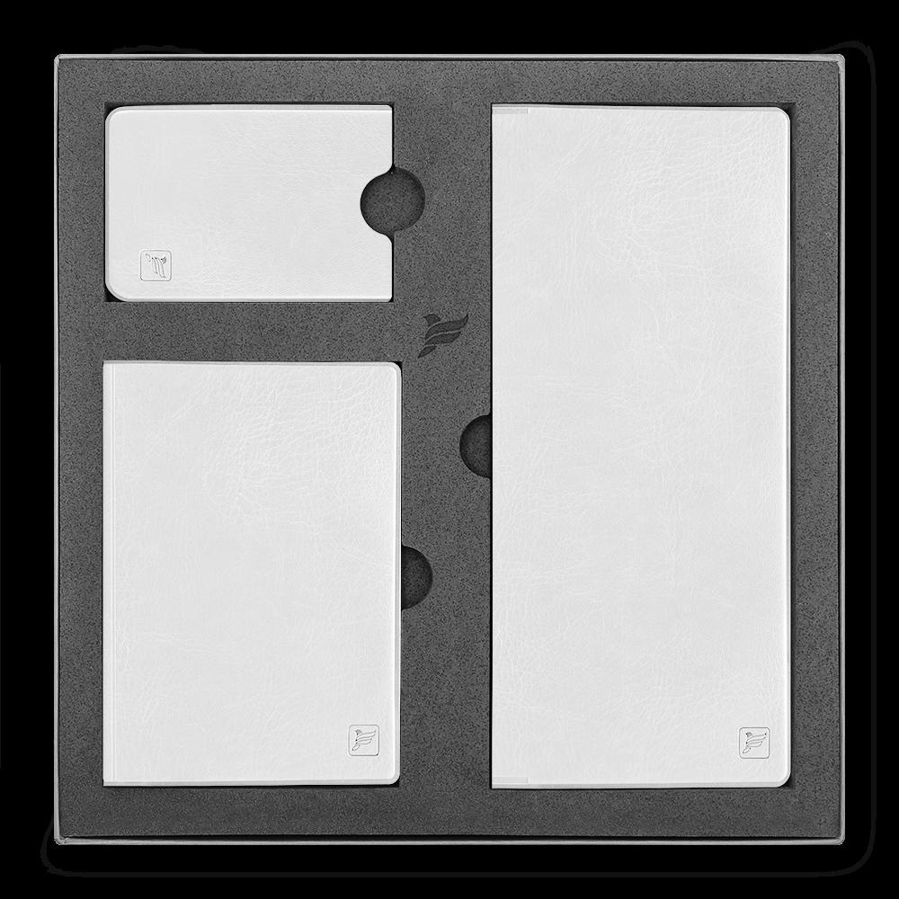 Подарочный набор Flexpocket, цвет белый Classic