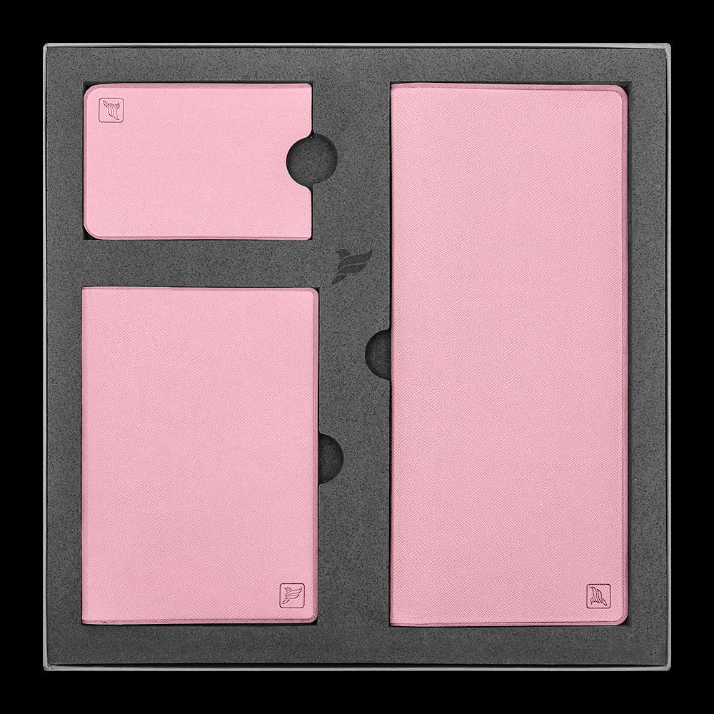 Подарочный набор Flexpocket, цвет розовый