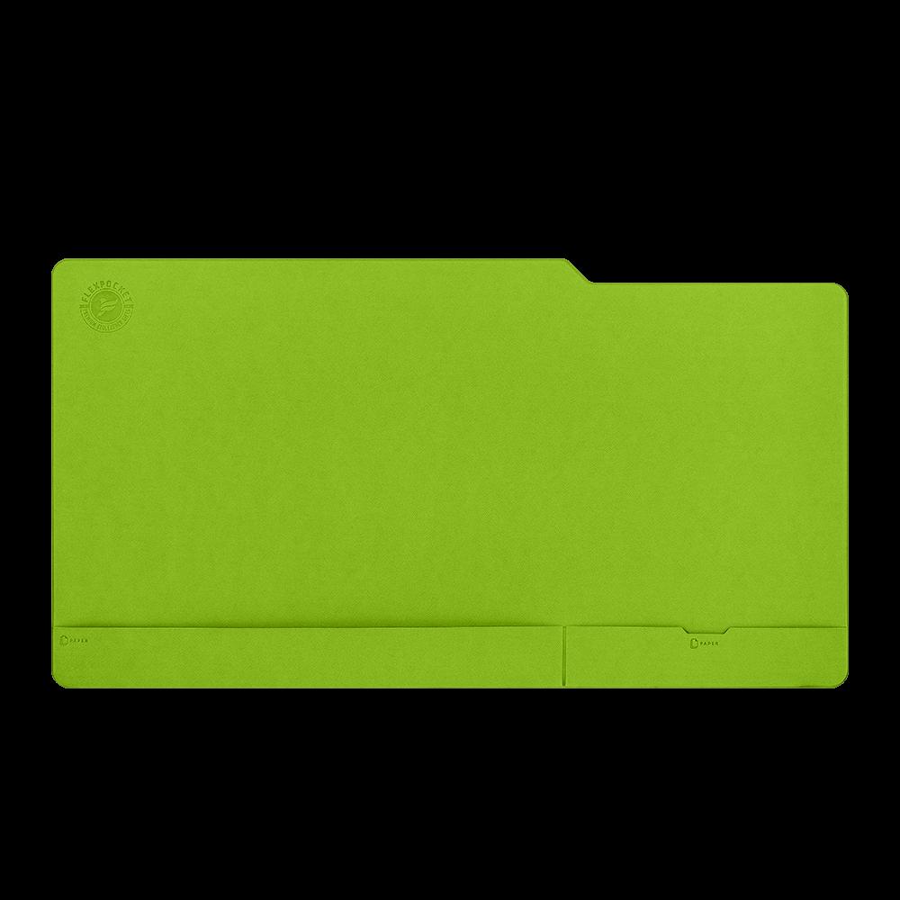 Настольный мат - большой, цвет зеленый