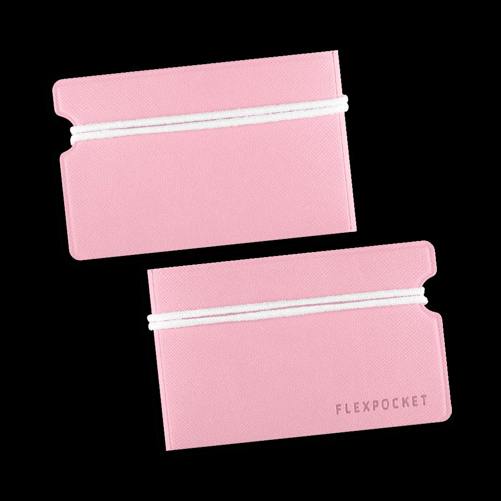 Чехол для медицинской маски, цвет розовый