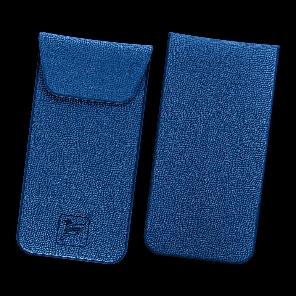 Футляр для очков, цвет темно-синий