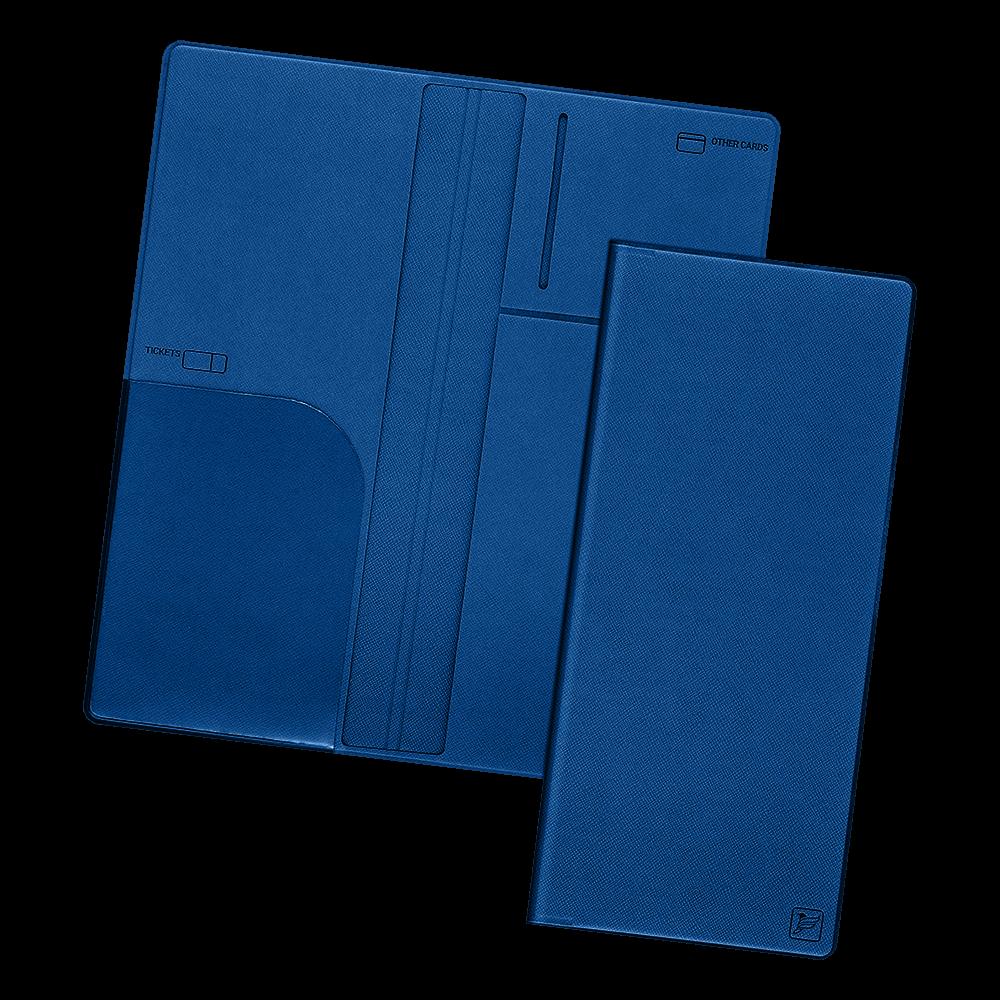 Органайзер для путешественника, цвет темно-синий