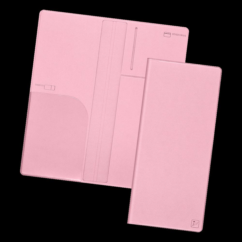 Органайзер для путешественника, цвет розовый