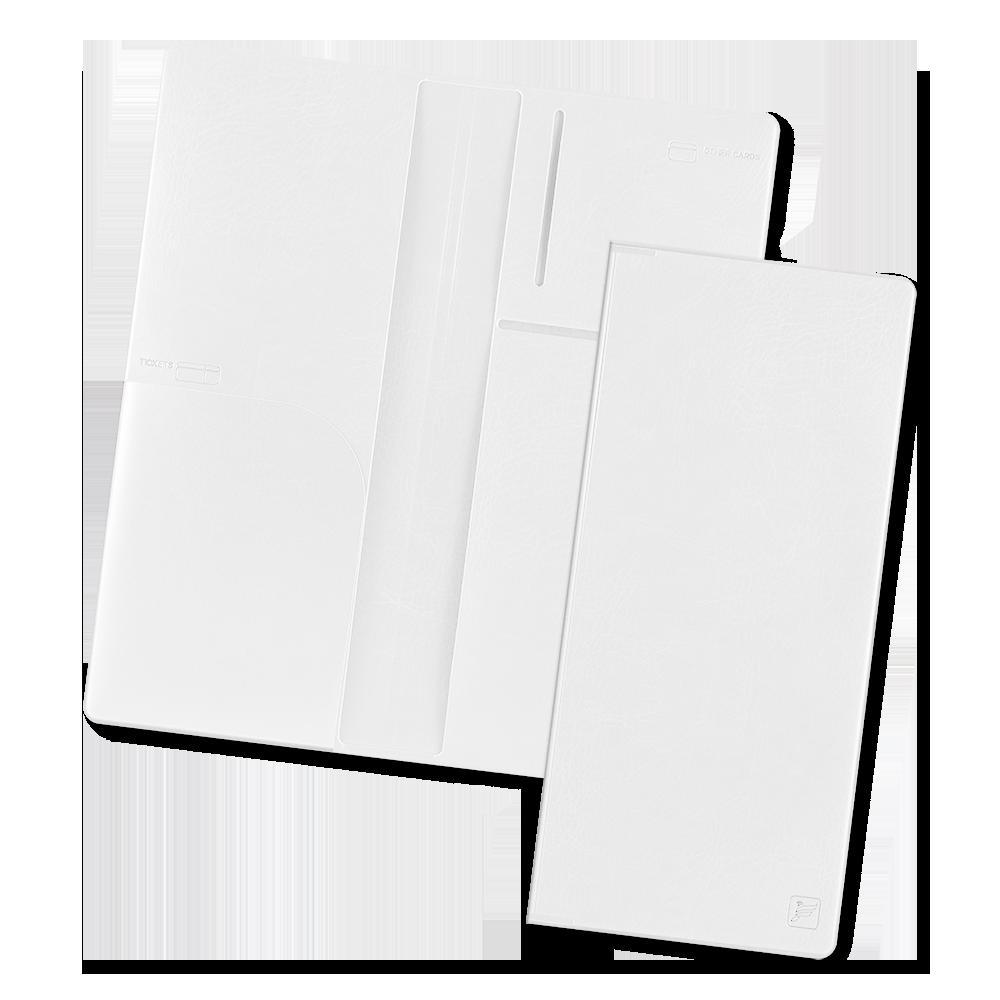Органайзер для путешественника, цвет белый Classic