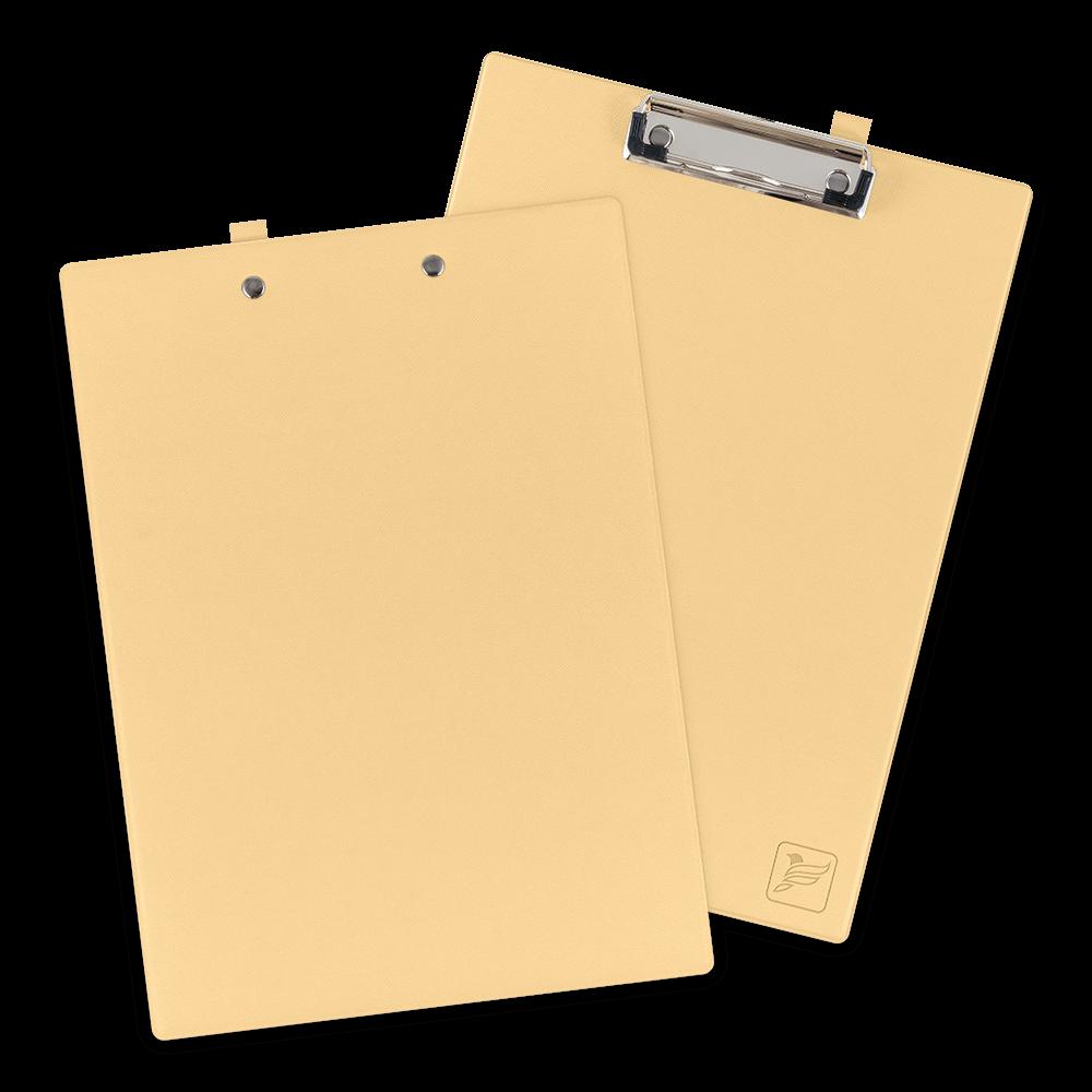 Папка планшет, цвет бежевый