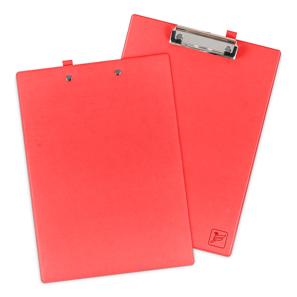 Папка планшет, цвет красный