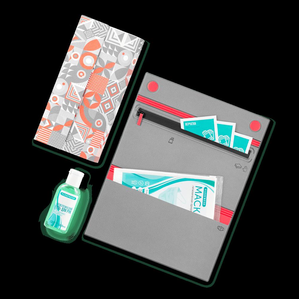 Органайзер для средств индивидуальной защиты #1, полноцветная печать