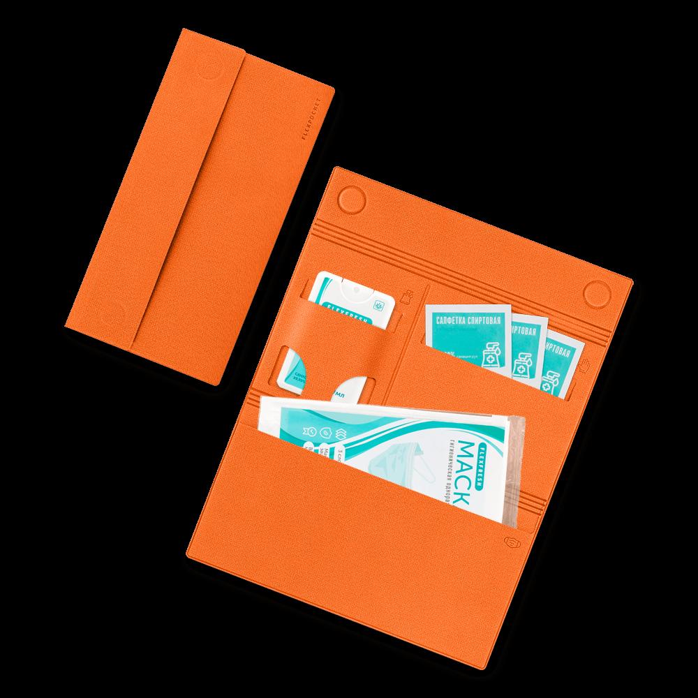 Органайзер для средств индивидуальной защиты #2, цвет оранжевый