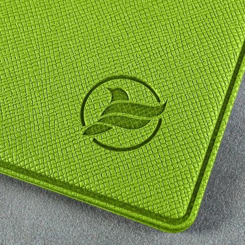 Автодокументница компакт, цвет зеленый