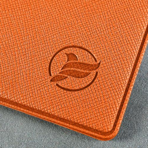 Автодокументница компакт, цвет оранжевый