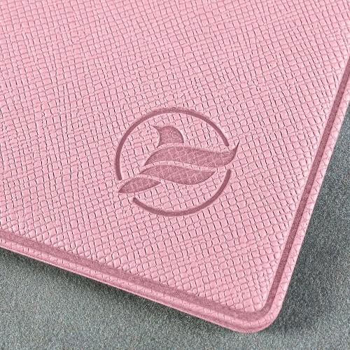 Автодокументница компакт, цвет розовый