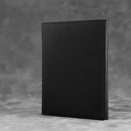 Автодокументница на магнитах, цвет черный