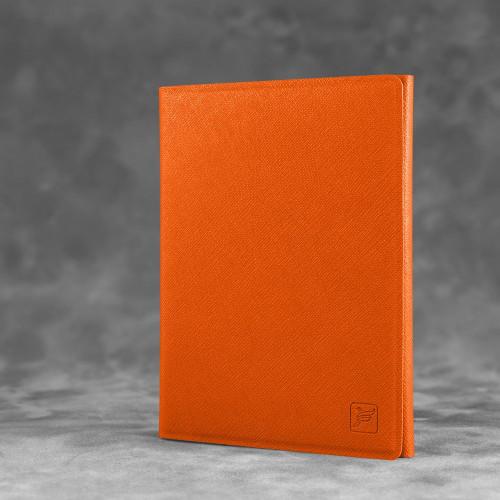 Автодокументница на магнитах, цвет оранжевый