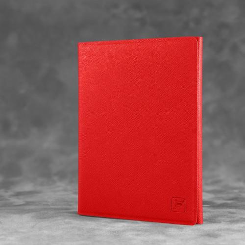Автодокументница на магнитах, цвет красный