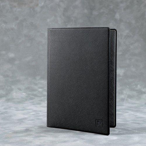 Обложка для автодокументов, цвет черный