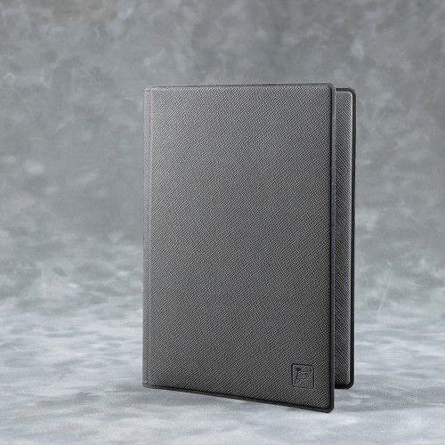 Обложка для автодокументов, цвет серый