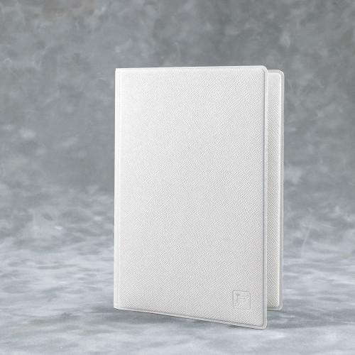 Обложка для автодокументов, цвет белый