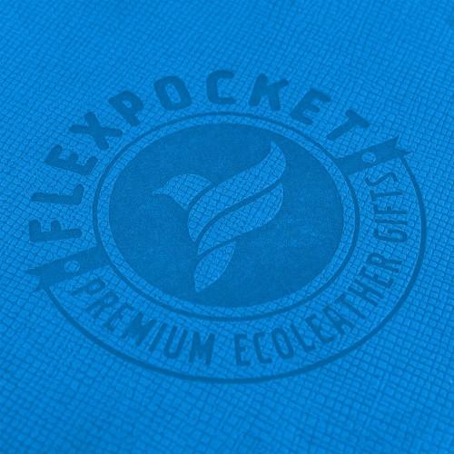 Футляр для стикеров, цвет синий