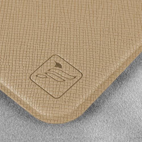 Чехол для пластиковой карты, цвет бежевый