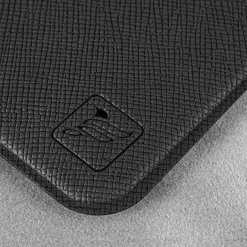 Чехол для пластиковой карты, цвет черный