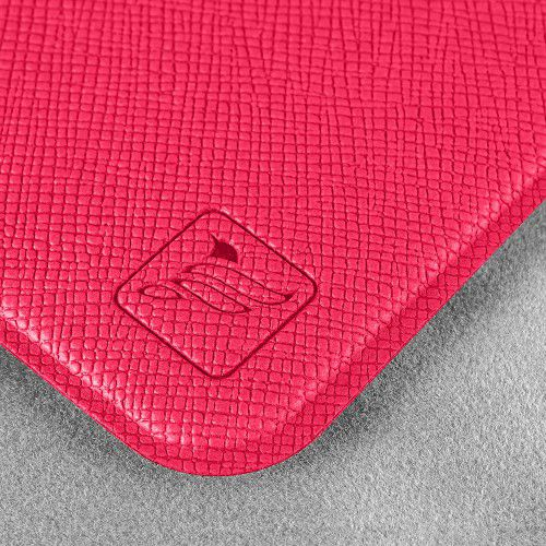Чехол для пластиковой карты, цвет маджента