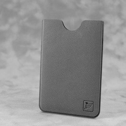 Чехол для пластиковой карты, цвет серый