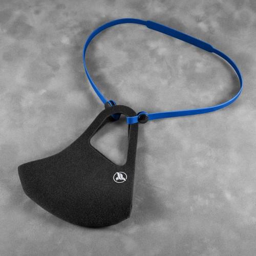 Держатель для многоразовой маски, цвет синий classic