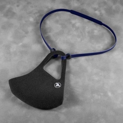Держатель для многоразовой маски, цвет темно-синий classic