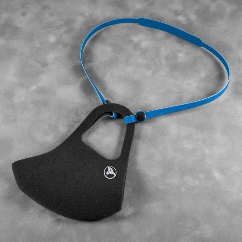 Держатель для многоразовой маски, цвет синий