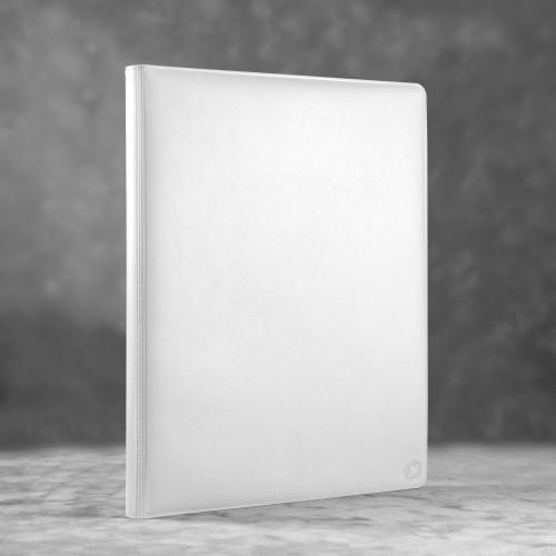 Органайзер для документов A4 на кольцах, цвет белый classic