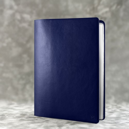 Органайзер для документов, цвет темно-синий classic