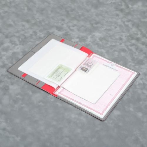 Органайзер для документов A4, полноцветная печать