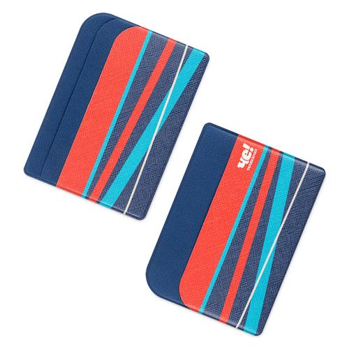 Футляр для пластиковых карт, полноцветная печать