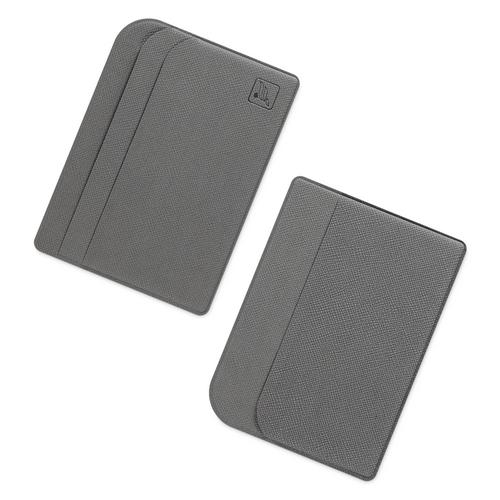 Футляр для пластиковых карт, цвет серый
