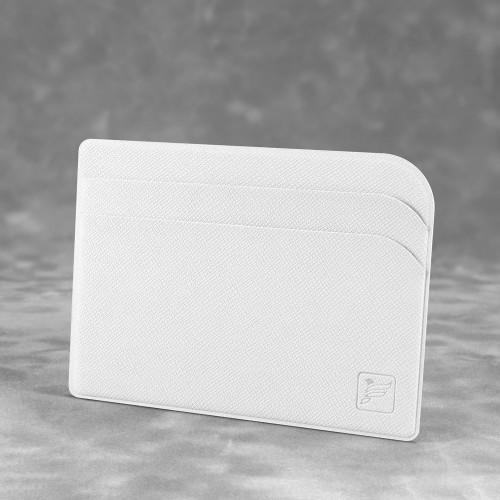 Футляр для пластиковых карт, цвет белый