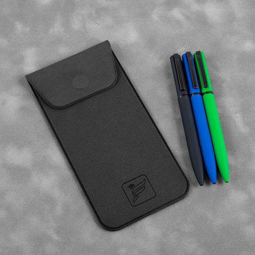 Футляр для ручек, цвет черный