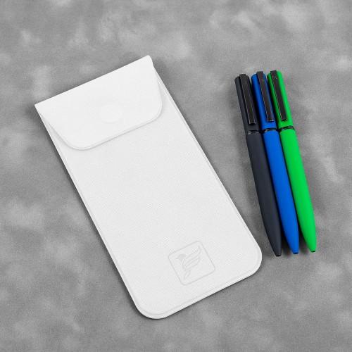 Футляр для ручек, цвет белый