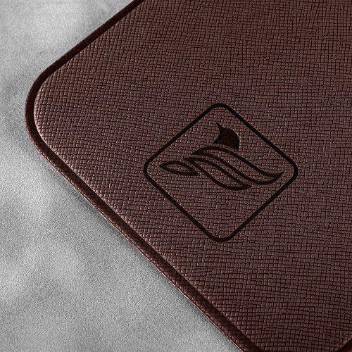Футляр для ручек, цвет коричневый