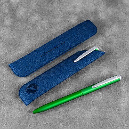 Футляр для ручки, цвет темно-синий